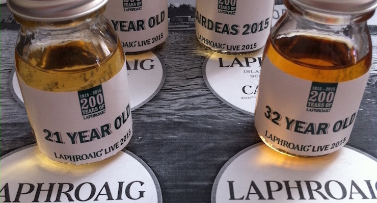 Laphroaig is this year celebrating 200 years!
