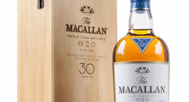 Macallan 30 Year Old Fine Oak £ 1,260.00
