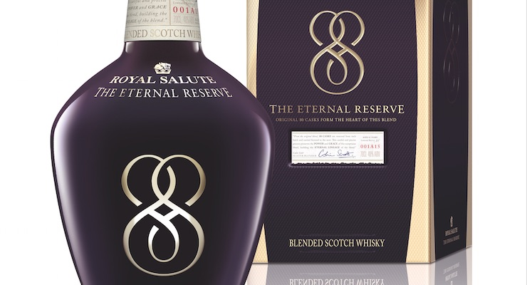ROYAL SALUTE LAUNCHES THE ETERNAL RESERVE