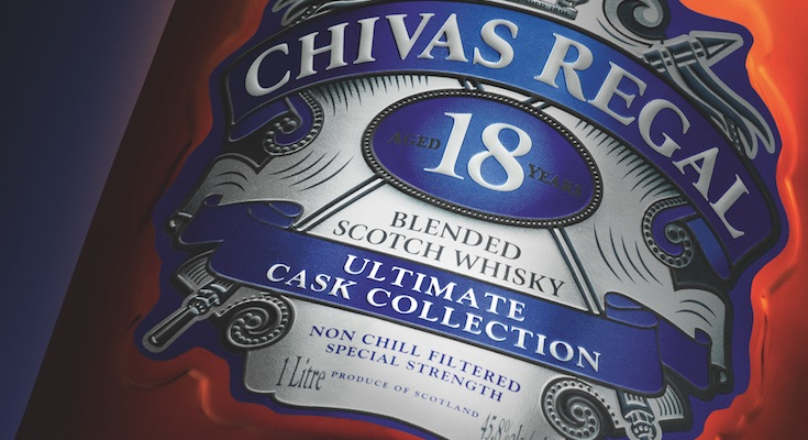 Chivas 18 Ultimate Cask