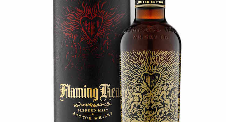 Compass Box - Flaming Heart 15th Anniversary £ 99.48