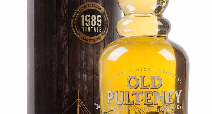 Old Pulteney 1989 Vintage - Lightly Peated £ 129.84