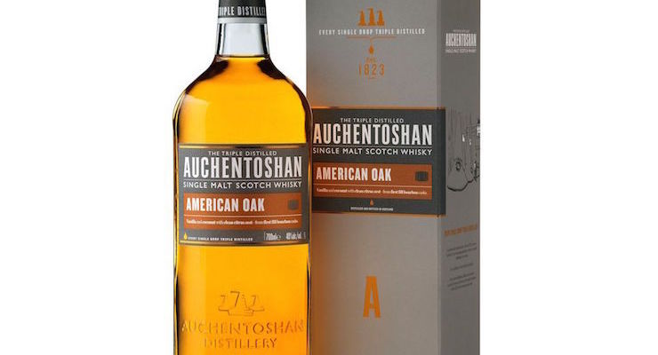 Auchentoshan / American Oak Single Malt NOW: £20.00 (RRP: £32.50)