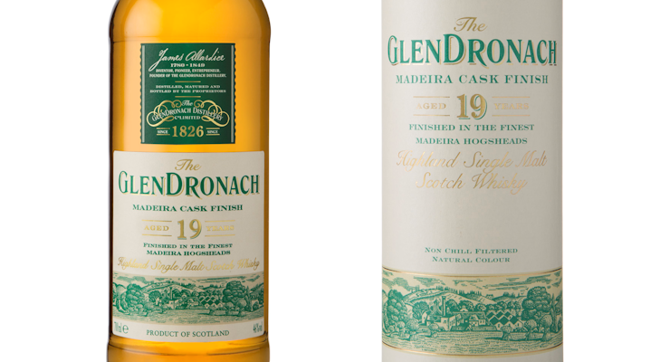 GlenDronach / 19 Year Old Madeira Finish