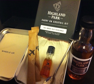 The Smoky Old Fashioned Cocktail Kit
