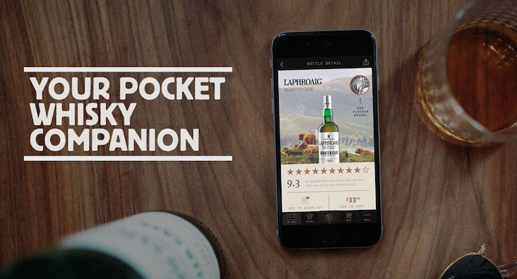 Your very own whisky companion