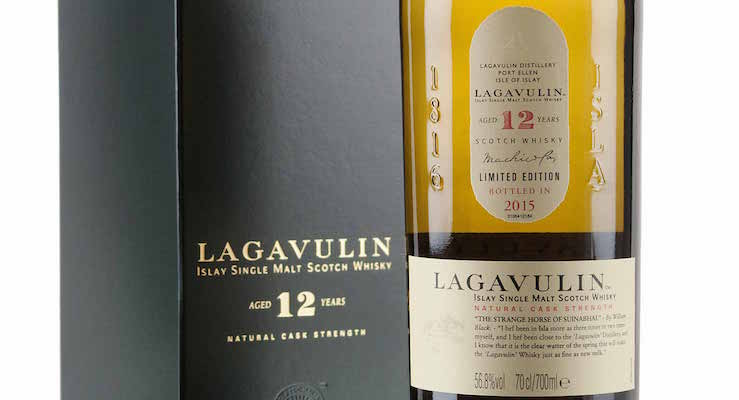 Lagavulin 12 Year Old / 2015 Special Release £ 82.50