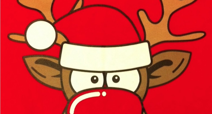 Rudolph Wishes you all the best this Christmas!