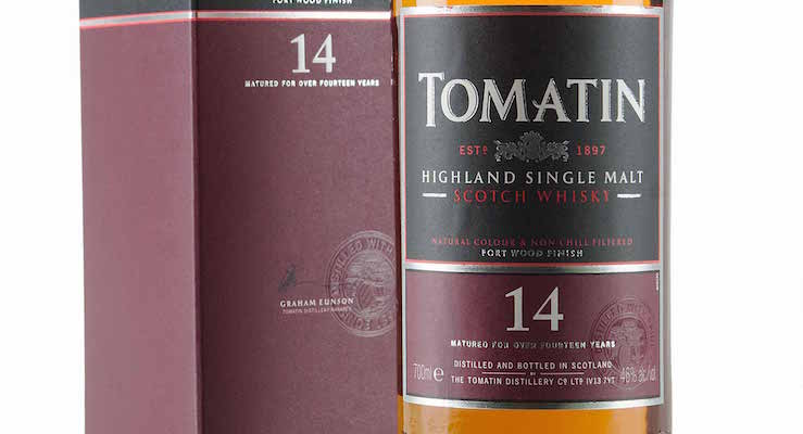 Tomatin 14 Year Old Port Wood Finish £ 52.32