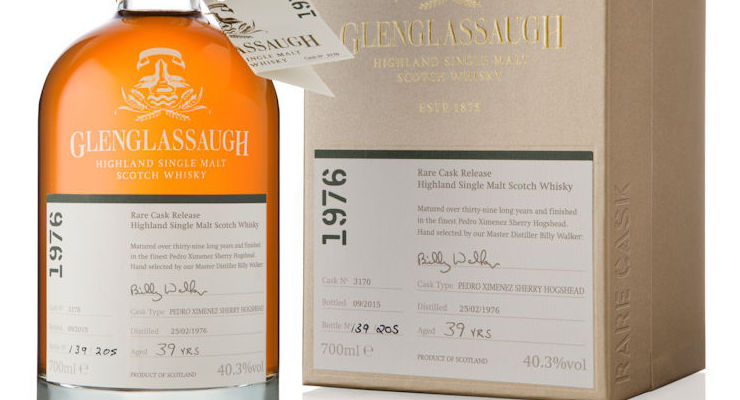 Glenglassaugh / 1976 Rare Cask Batch 2 / Cask # 3170 £ 530.00