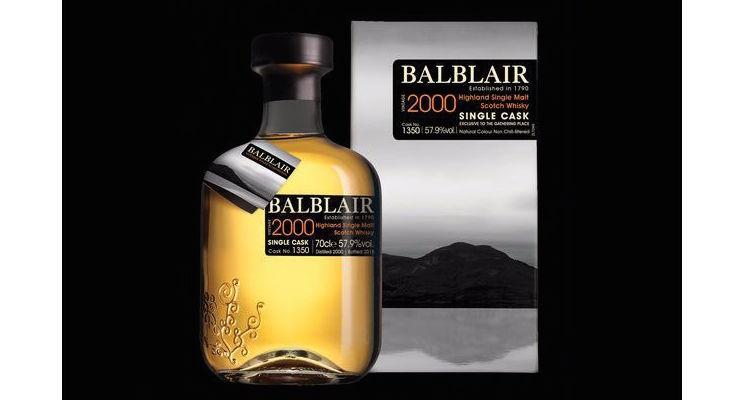 Balblair / 2000 Vintage Single Cask #1350 £ 145.00