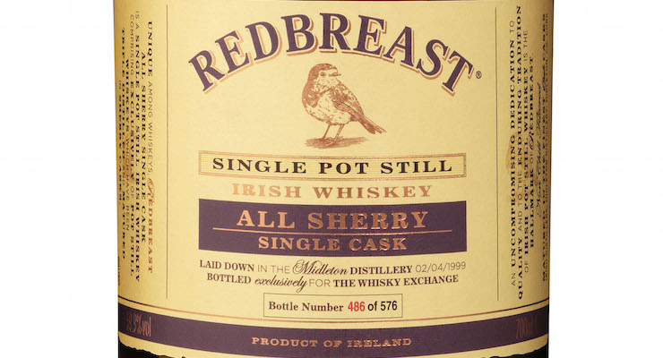 REDBREAST All Sherry