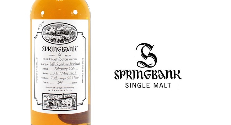 Springbank / 9 Year Old / Springbank Open Day 2013 £ 125.00