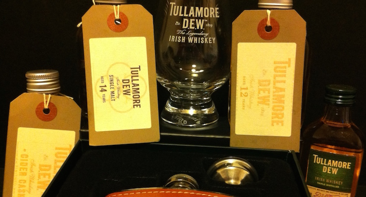 Tullamore Twitter Tasting x4!