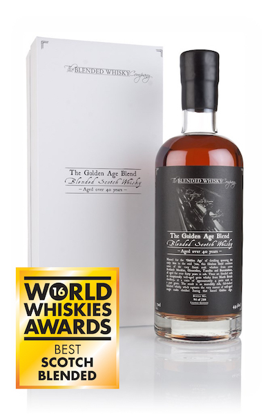 Crowned Best Blended Scotch 2016!