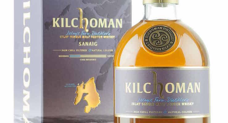 Kilchoman Sanaig £ 52.40