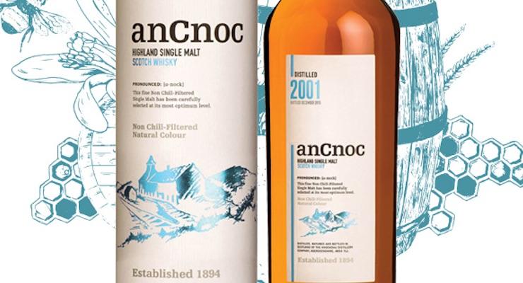 anCnoc / 2001 Vintage