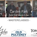 Cheshire Whisky Event – Less Than Four Weeks To Go!