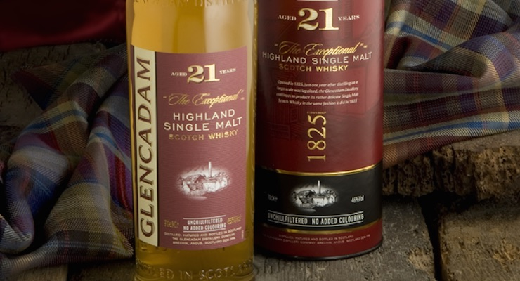 Glencadam / 21 Year Old Single Malt £70.00 (usual price £93.15)