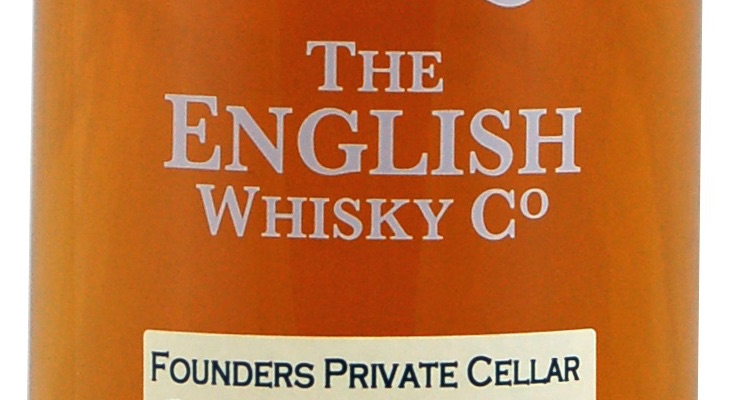 This whisky is from the exclusive Founders Private Cellar