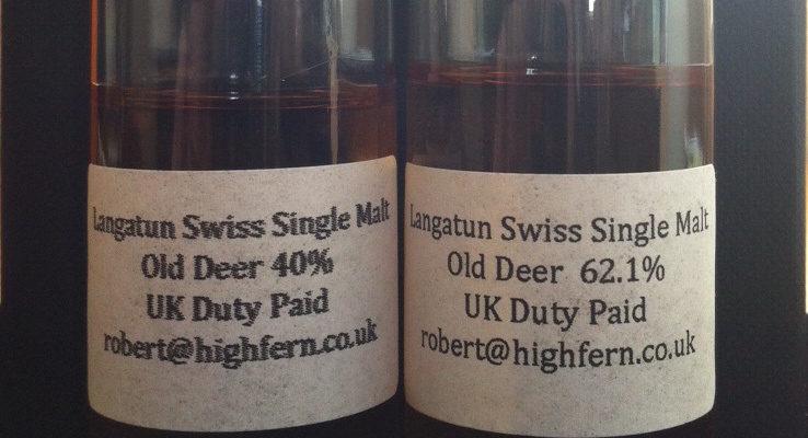 Two Strengths of Langatun 'Old Deer'
