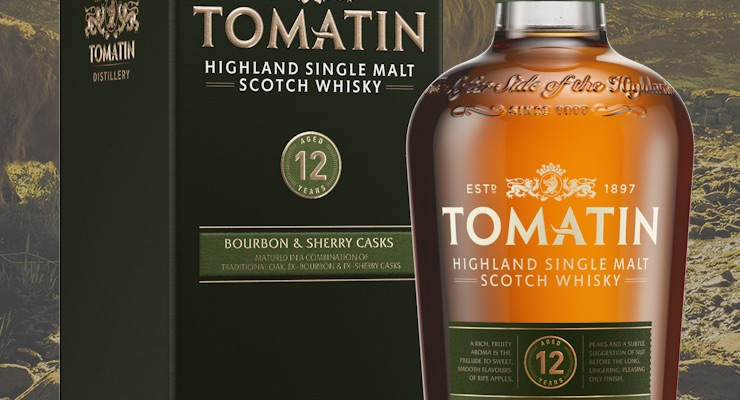 Tomatin / 12 Year Old £38.95