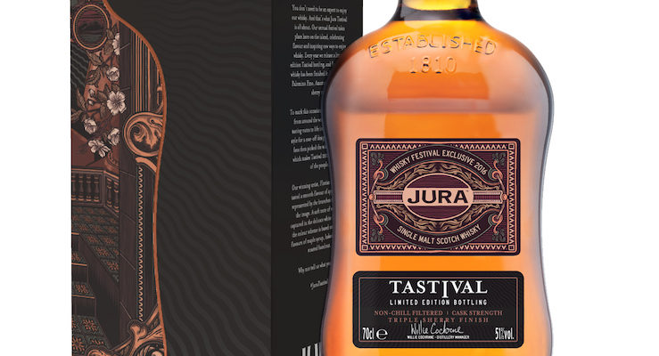 """""""We always aim to push boundaries with our Tastival bottlings  ..."""""""