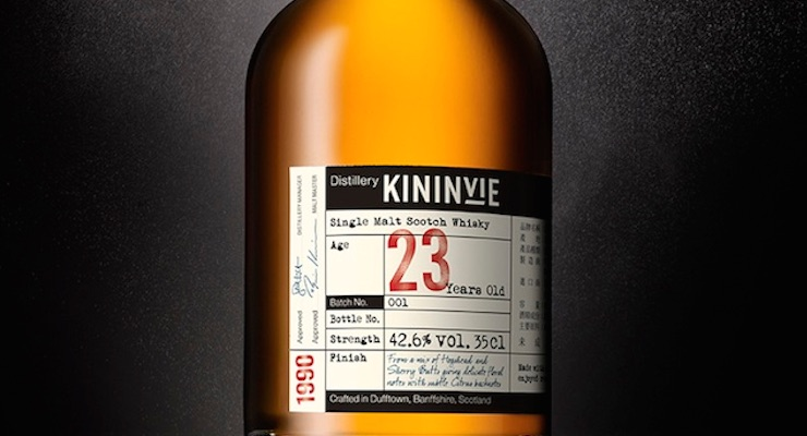 Kininvie / 23 Year Old Single Malt / Batch 3 £120.00