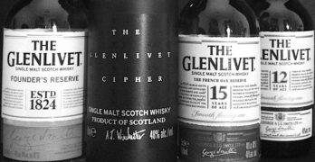 The Glenlivet Cipher Twitter Tasting!