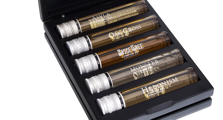 Compass Box Miniature Sample Gift Pack £45.60