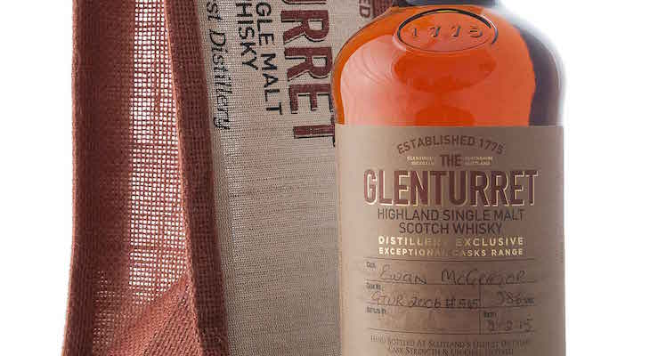 Glenturret 2006 - Single Cask #545 / Ewan McGregor £108.00