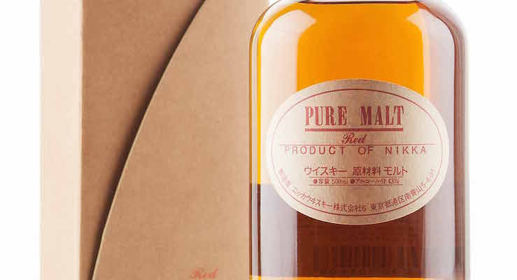 Nikka Pure Malt Red £39.84