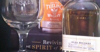 Sampling Teeling's The Revival Volume II – An Independent Spirit!