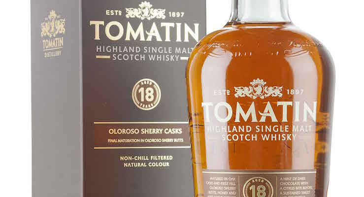 Tomatin 18 Year Old £74.52