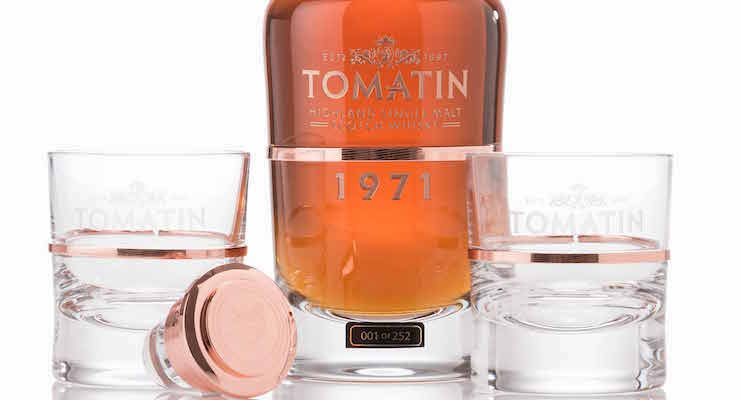 Tomatin 1971 - 44 Year Old / Single Cask 30041 £2,495.00
