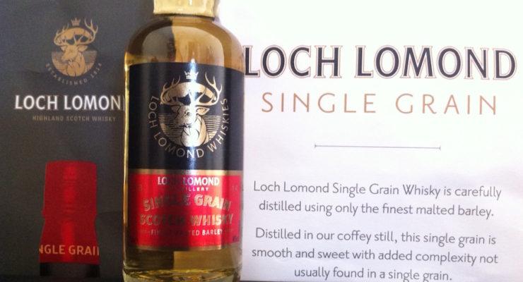 Loch Lomond Single Grain