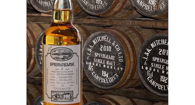 Springbank / 9 Year Old / 2016 Open Day Bottling £145.00