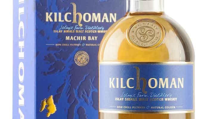 Kilchoman Machir Bay 2016 Release £41.94