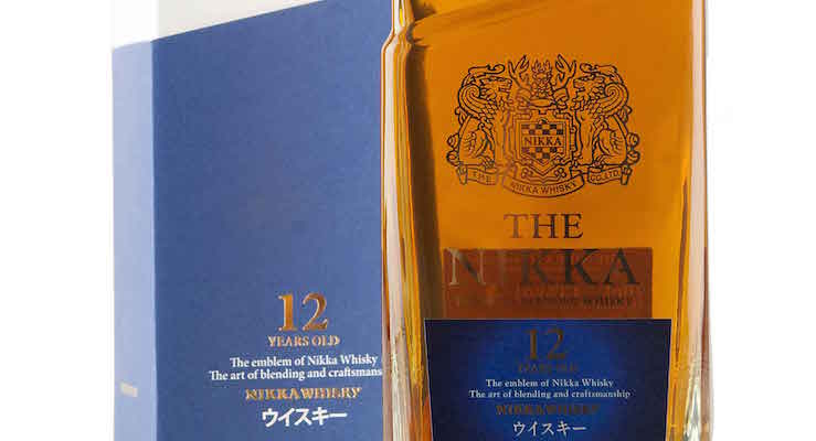 The Nikka 12 Year Old £89.95