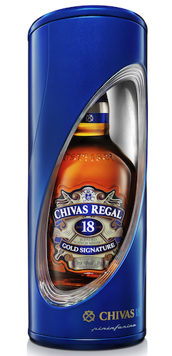 The Chivas 18 by Pininfarina Chapter 3 gift tin will be launching globally from October 2016