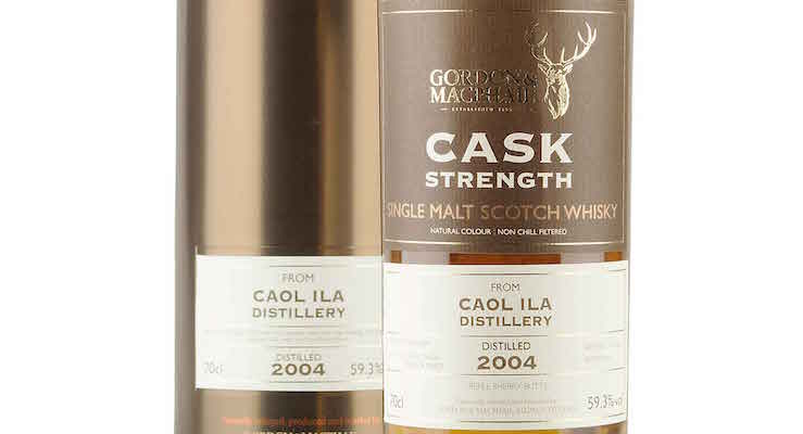 Caol Ila 11 Year Old - 2004 / Cask Strength (G&M) £57.24