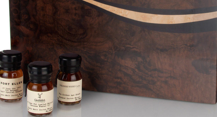 Very old and rare whisky - walnut