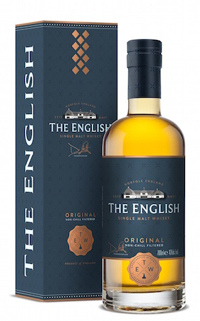 The English Original 43% ABV