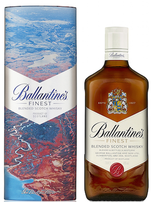 The 2016 Ballantine's Artist Series Limited Edition gift packs will be available globally from October 2016.