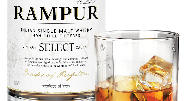 Rampur is Distilled in India's oldest distillery