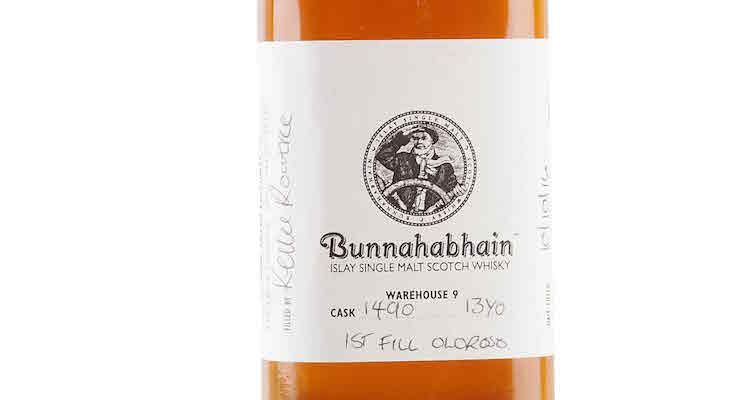 Bunnahabhain 13 Year Old - Hand Filled Exclusive / Cask 1490 £74.80