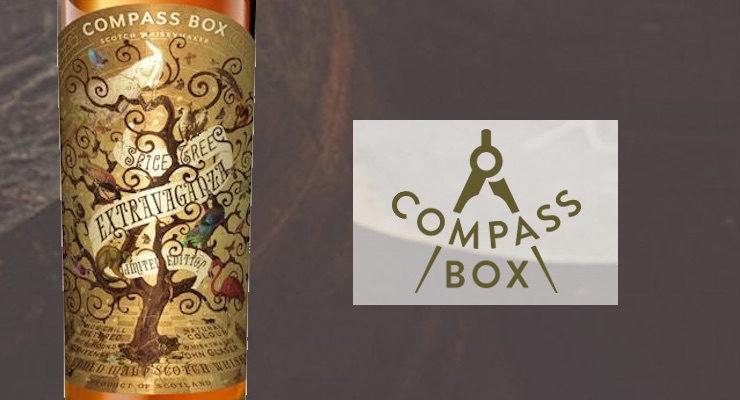 Compass Box / Spice Tree Extravaganza £95.00