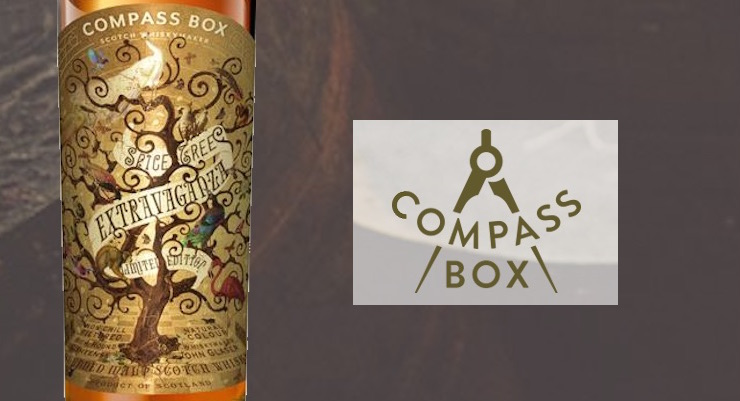 Compass Box / Spice Tree Extravaganza £95.00
