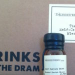 The Half-Century Blend – New From The Blended Whisky Company!