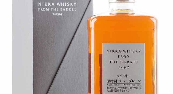 Nikka From The Barrel / Japanese Whisky £35.50